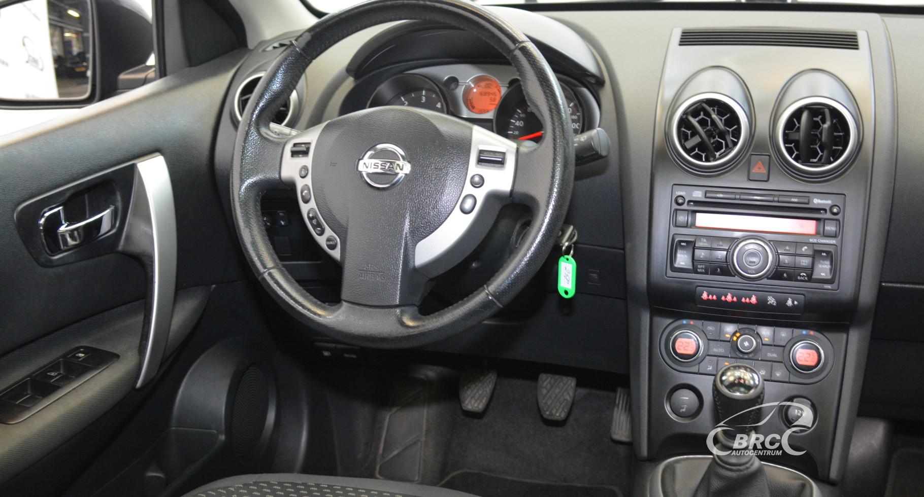 Nissan Qashqai 1.5 dci Tekna FWD