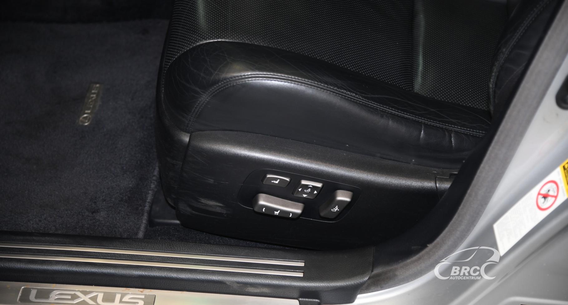 Lexus LS 460 President Automatas