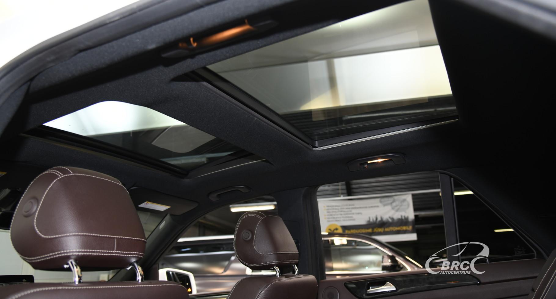 Mercedes-Benz GLE 350 d 4 Matic Automatas
