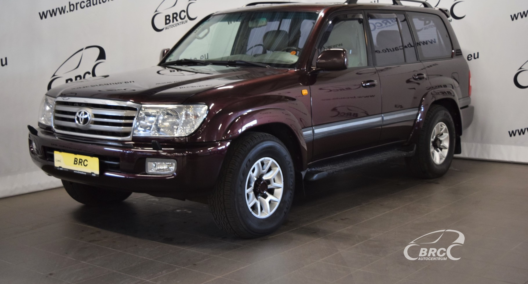 Toyota Land Cruiser J100 4.2D