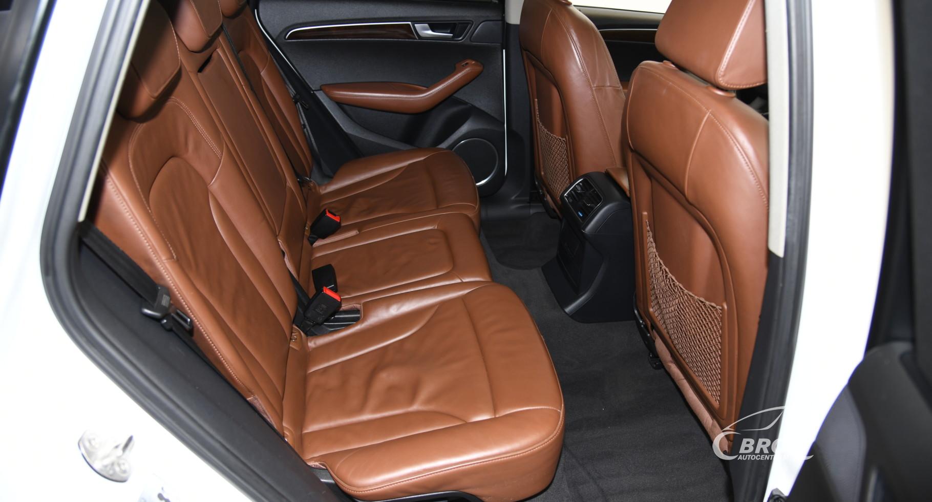 Audi Q5 3.0TDI Quattro Automatas