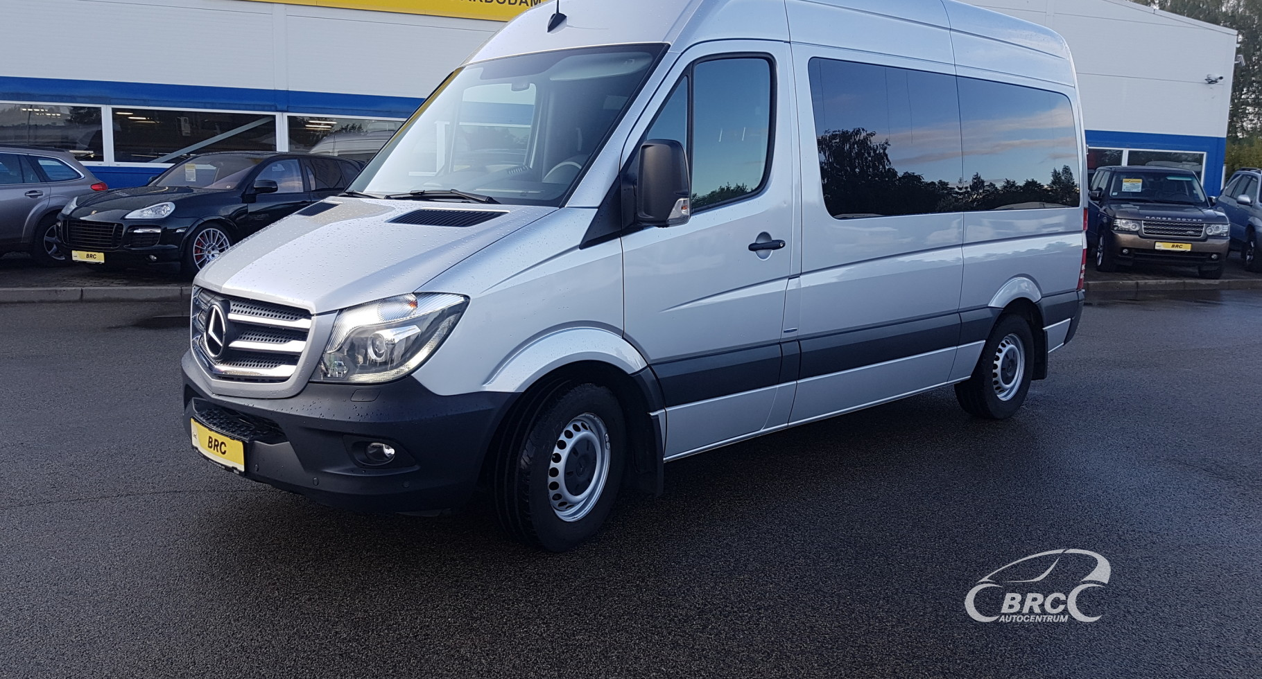 Mercedes-Benz Sprinter 8+1