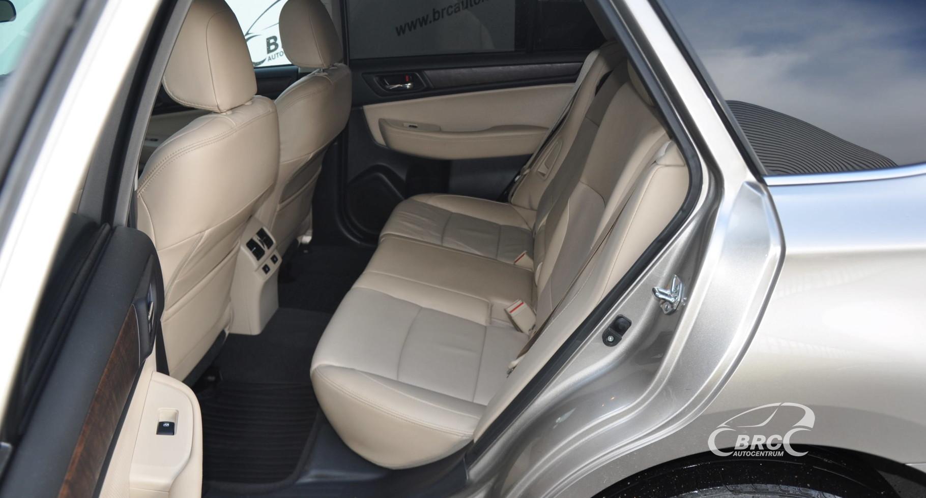Subaru Outback 3.6 AWD Automatas Dujos
