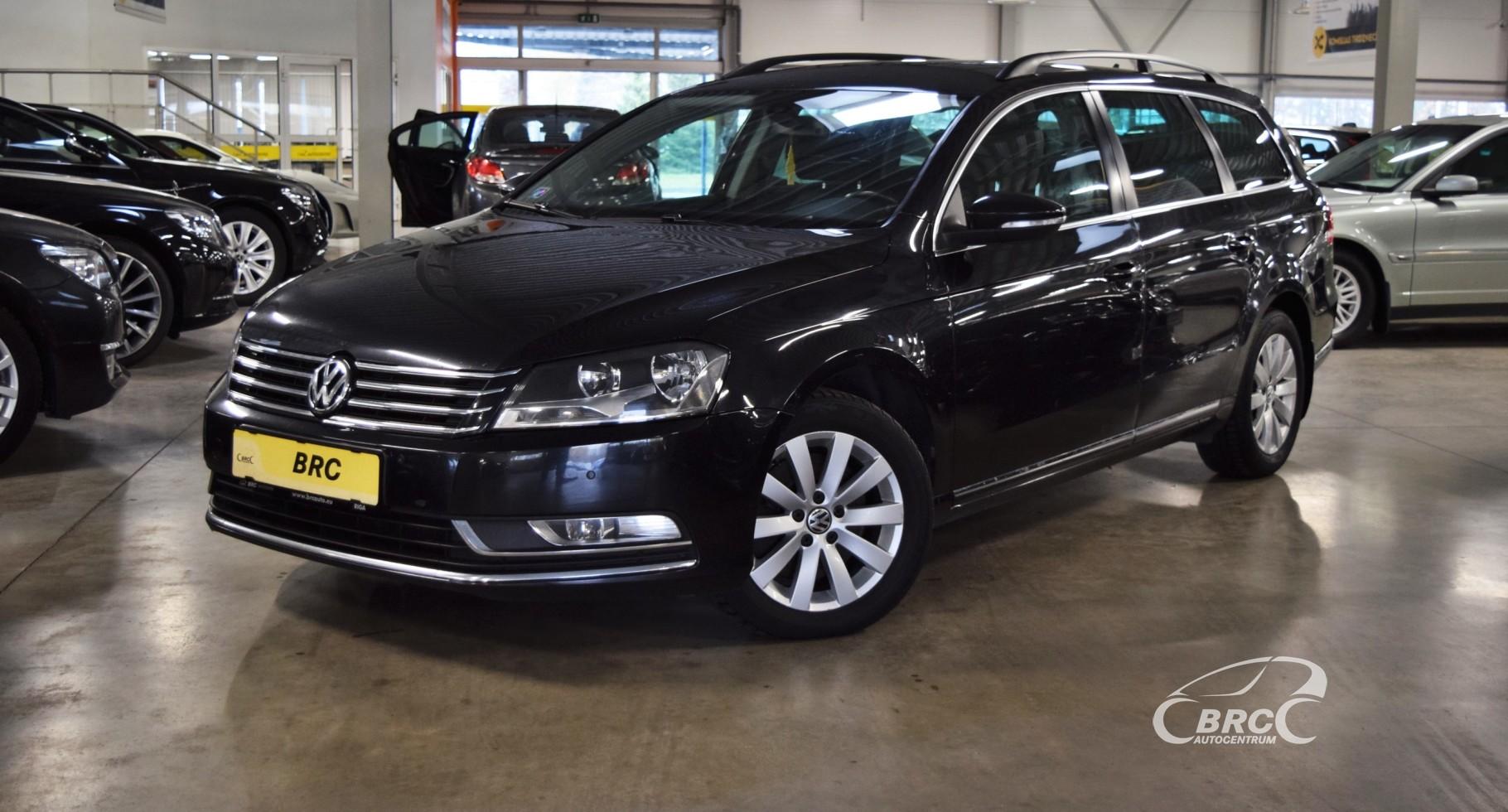 Volkswagen Passat TDI Bluemotion