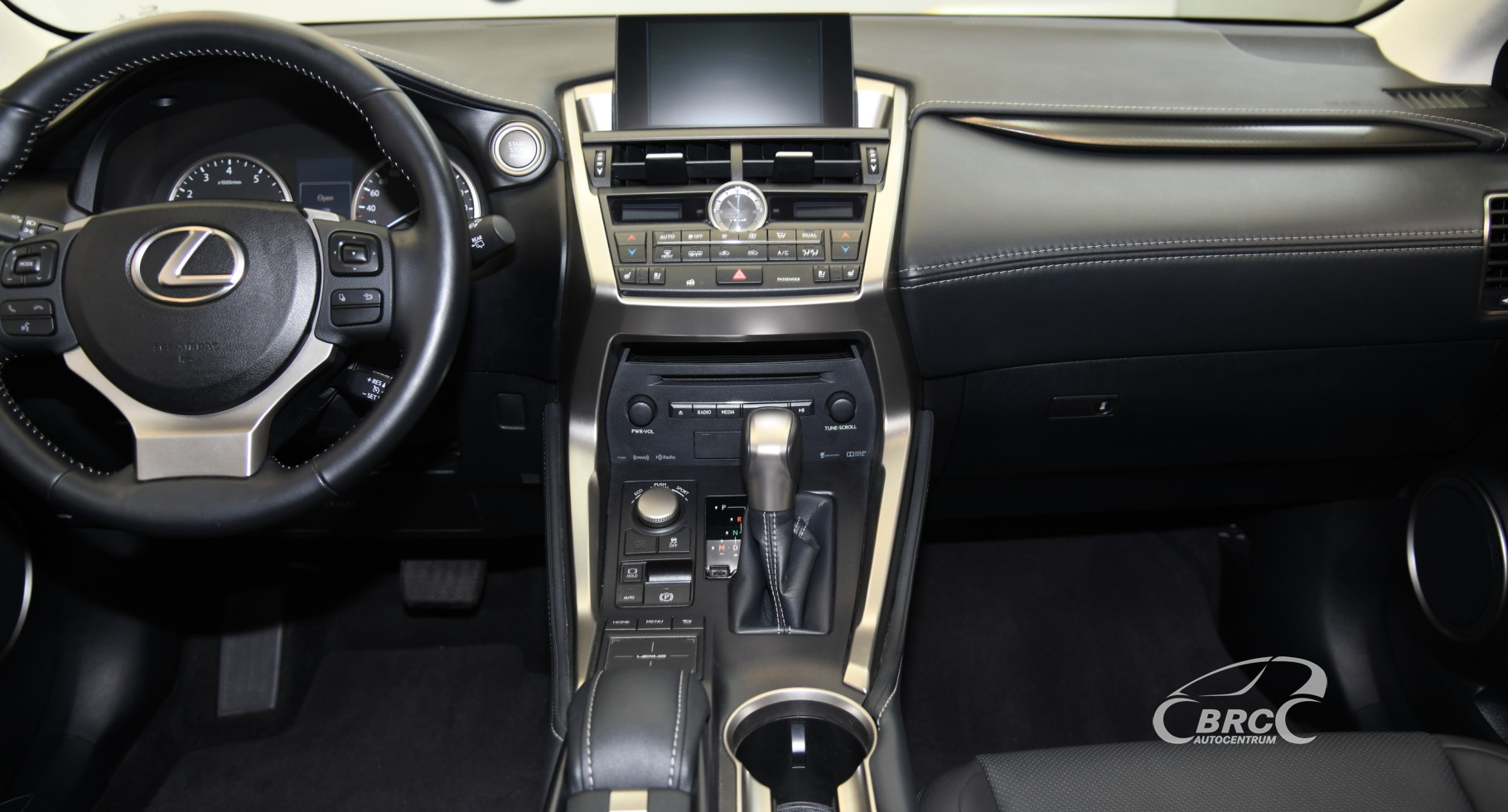 Lexus NX 200 T Automatas