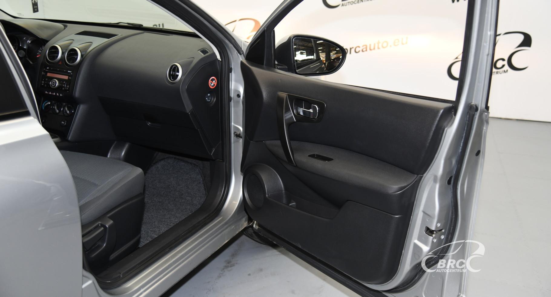 Nissan Qashqai 1.5 dCi FWD