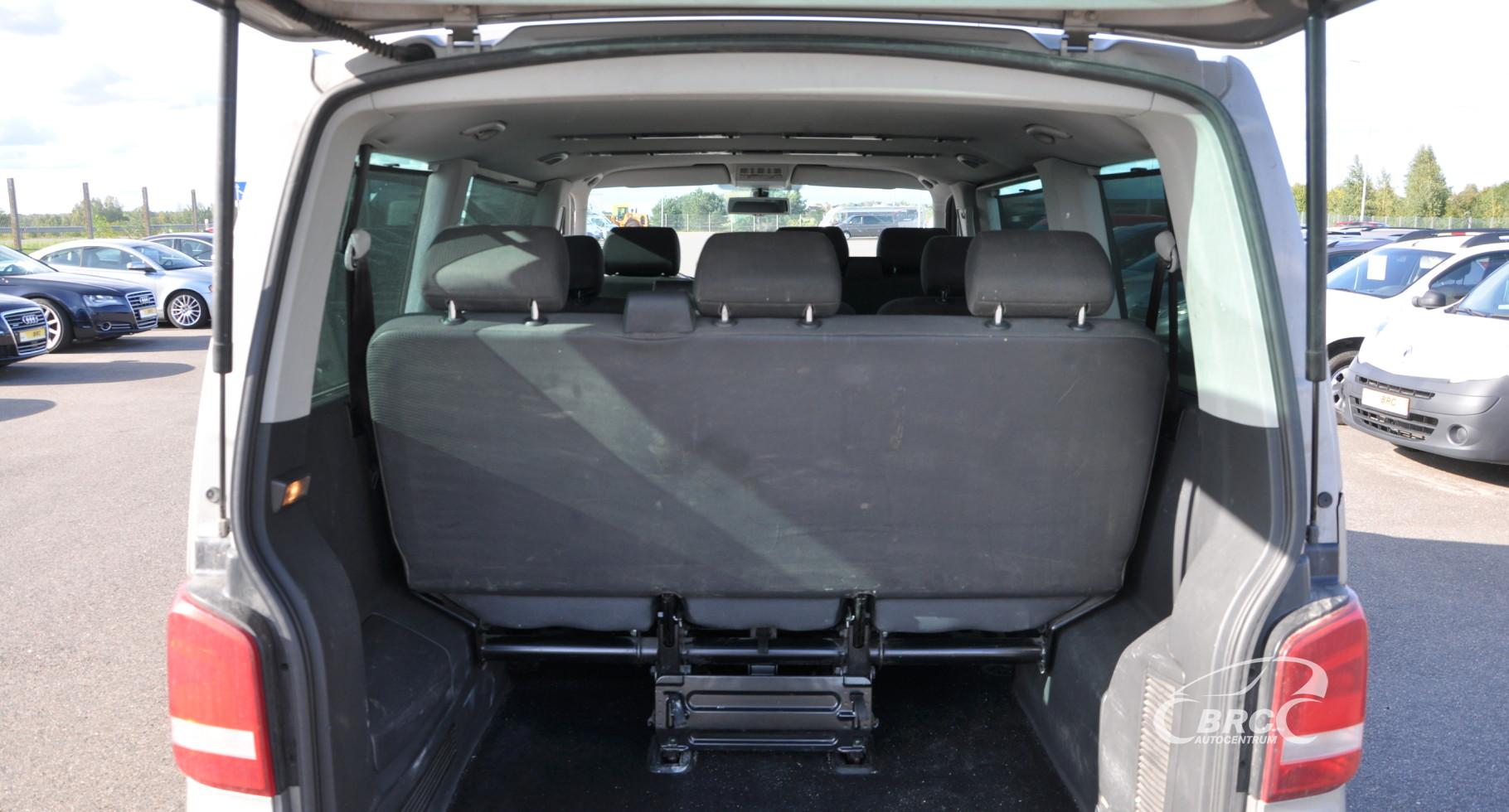 Volkswagen Caravelle TDI Comfort