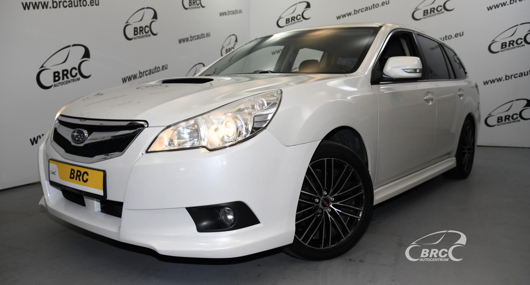 Subaru Legacy 2.0 diesel Boxer AWD Elegance