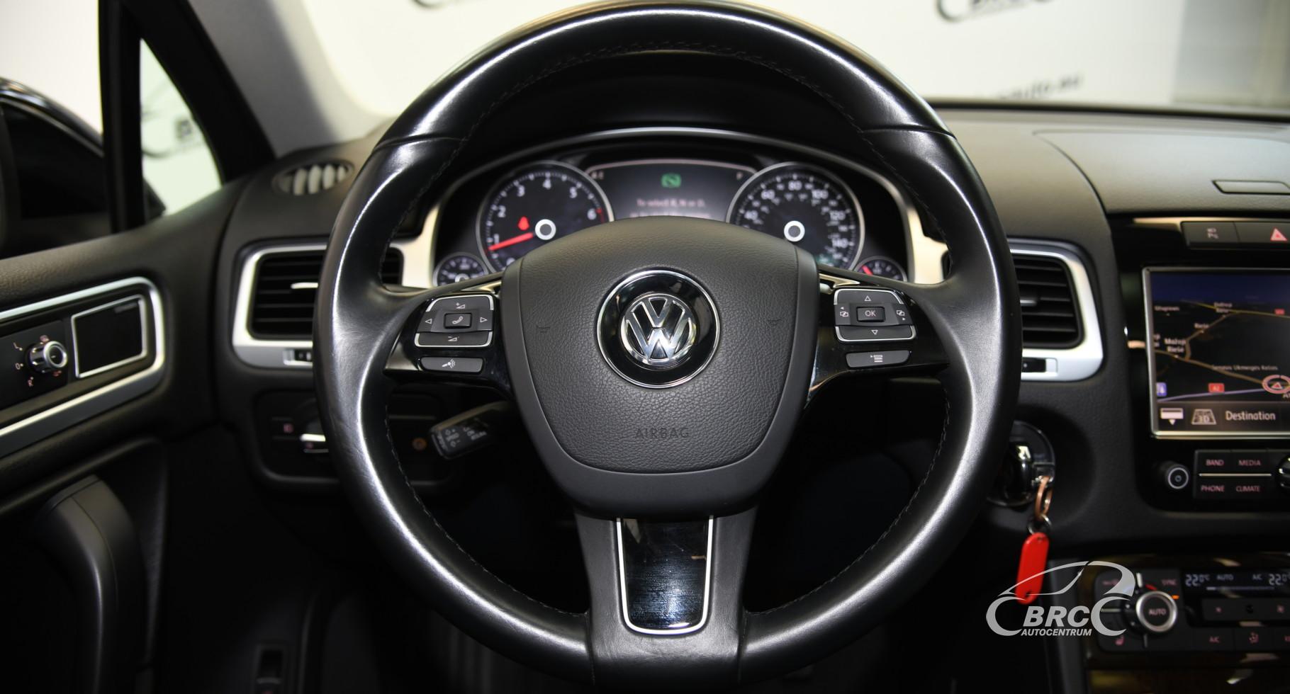 Volkswagen Touareg 3.6 V6 4Motion Automatas