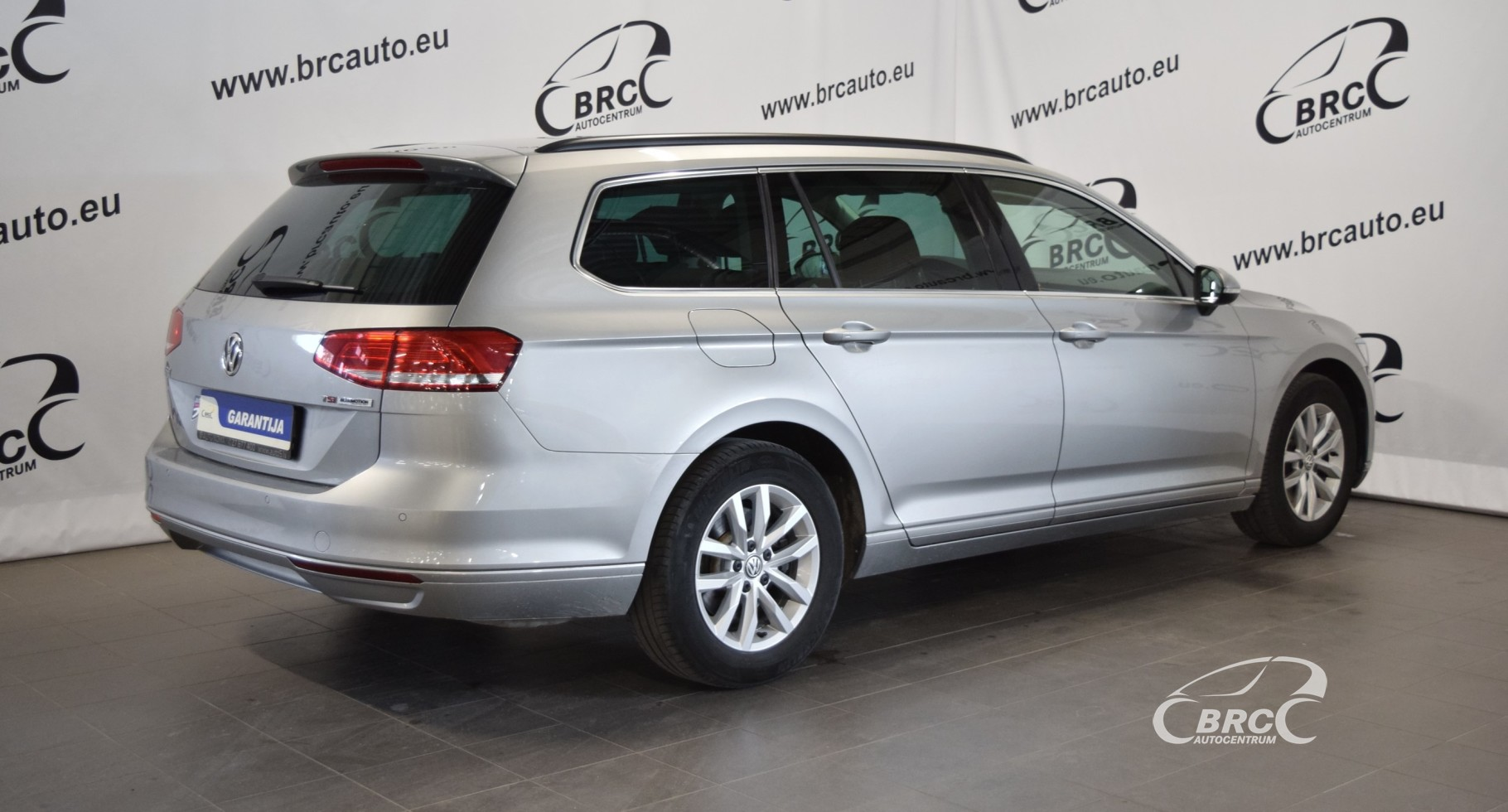 Volkswagen Passat Variant TSi DSG Bluemotion