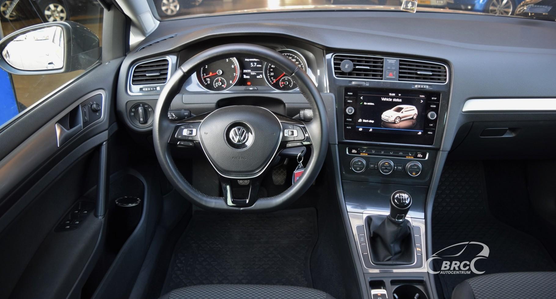 Volkswagen Golf 7 TSI