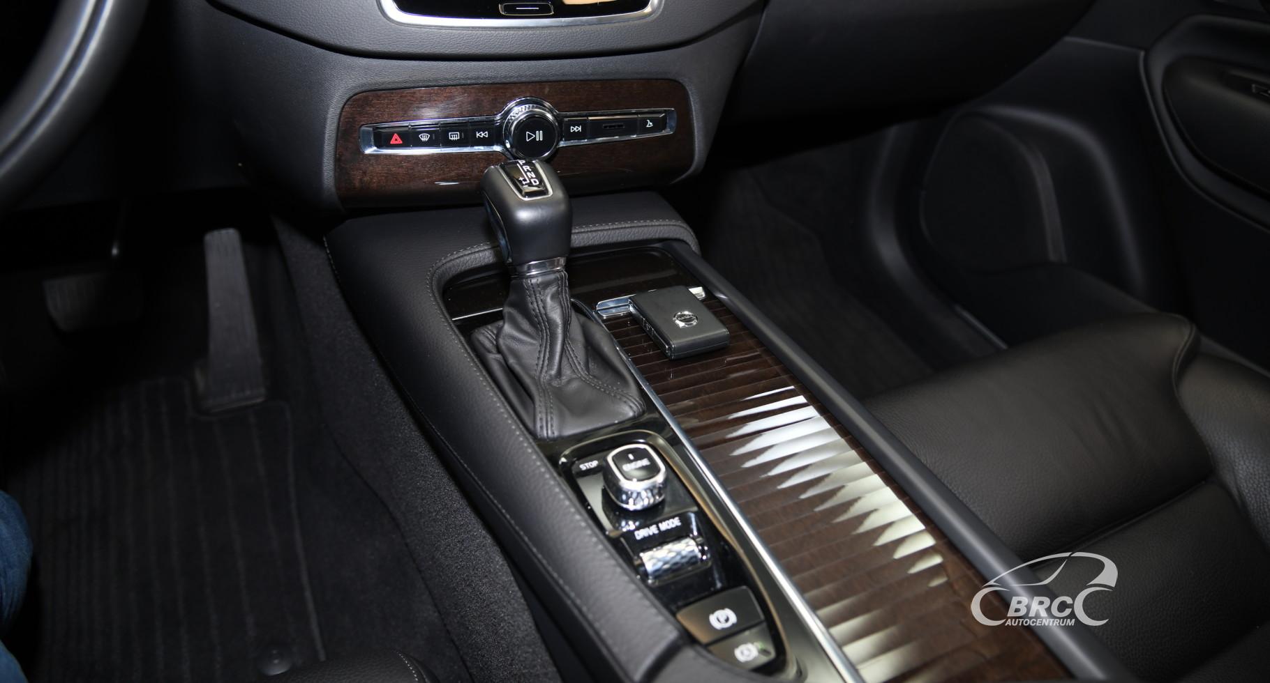 Volvo XC 90 D5 Momentum AWD Geartronic