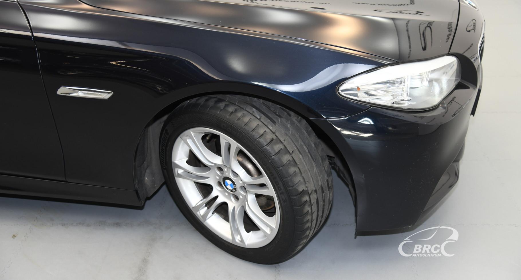 BMW 520 d M-paket Automatas