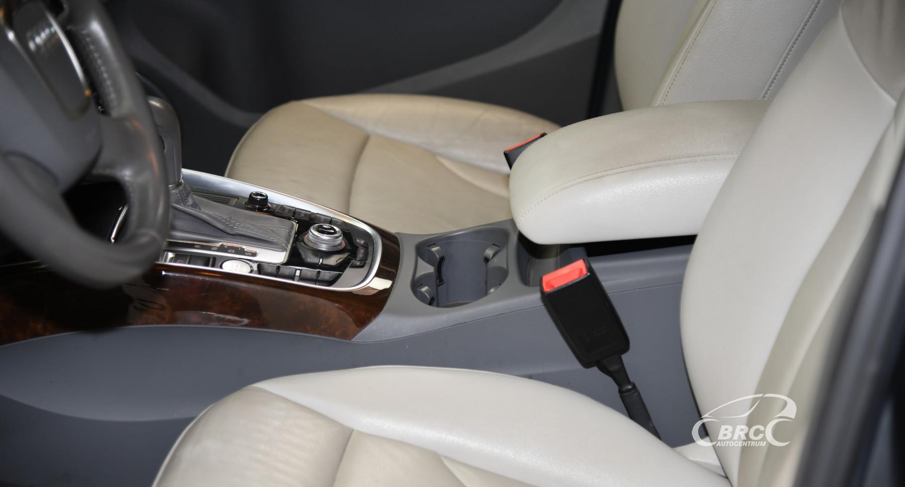 Audi Q5 3.2 FSI Quattro Automatas