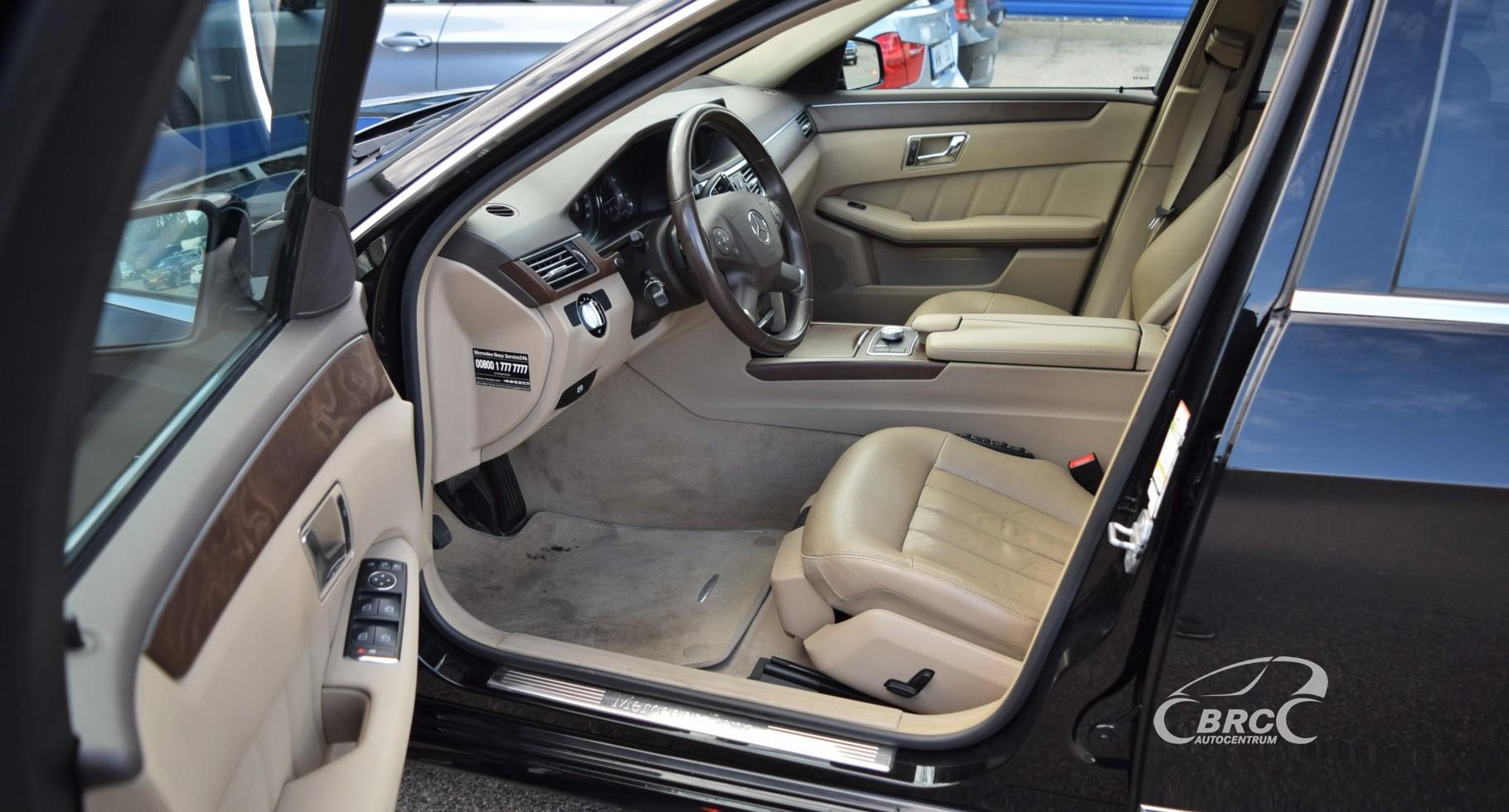 Mercedes-Benz E 350 Elegance CDi