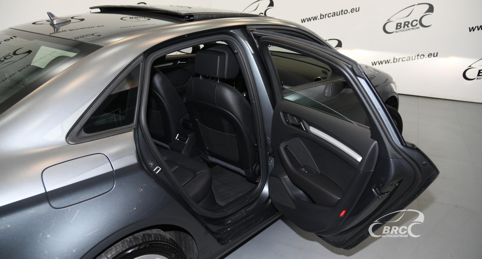 Audi A3 2.0 TFSI Quattro Automatas