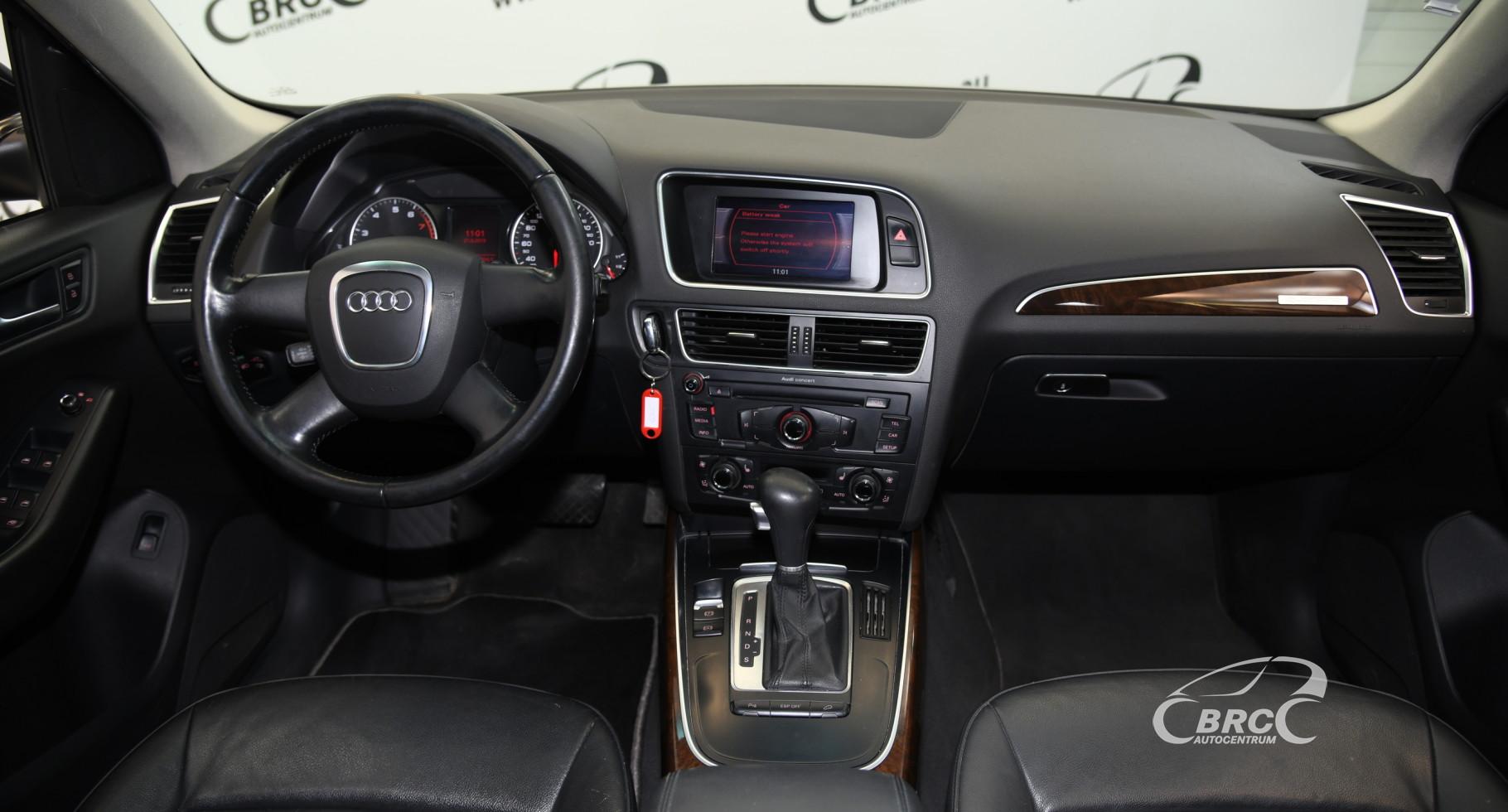 Audi Q5 2.0 TFSI Quattro Automatas