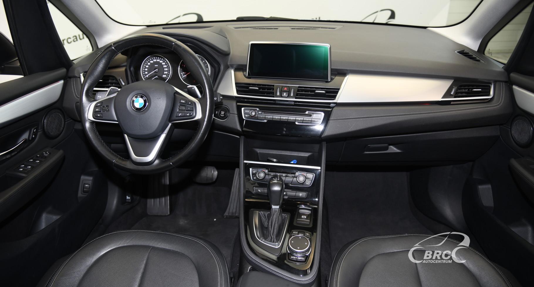 BMW 218 d Active Tourer Luxury Line Automatas