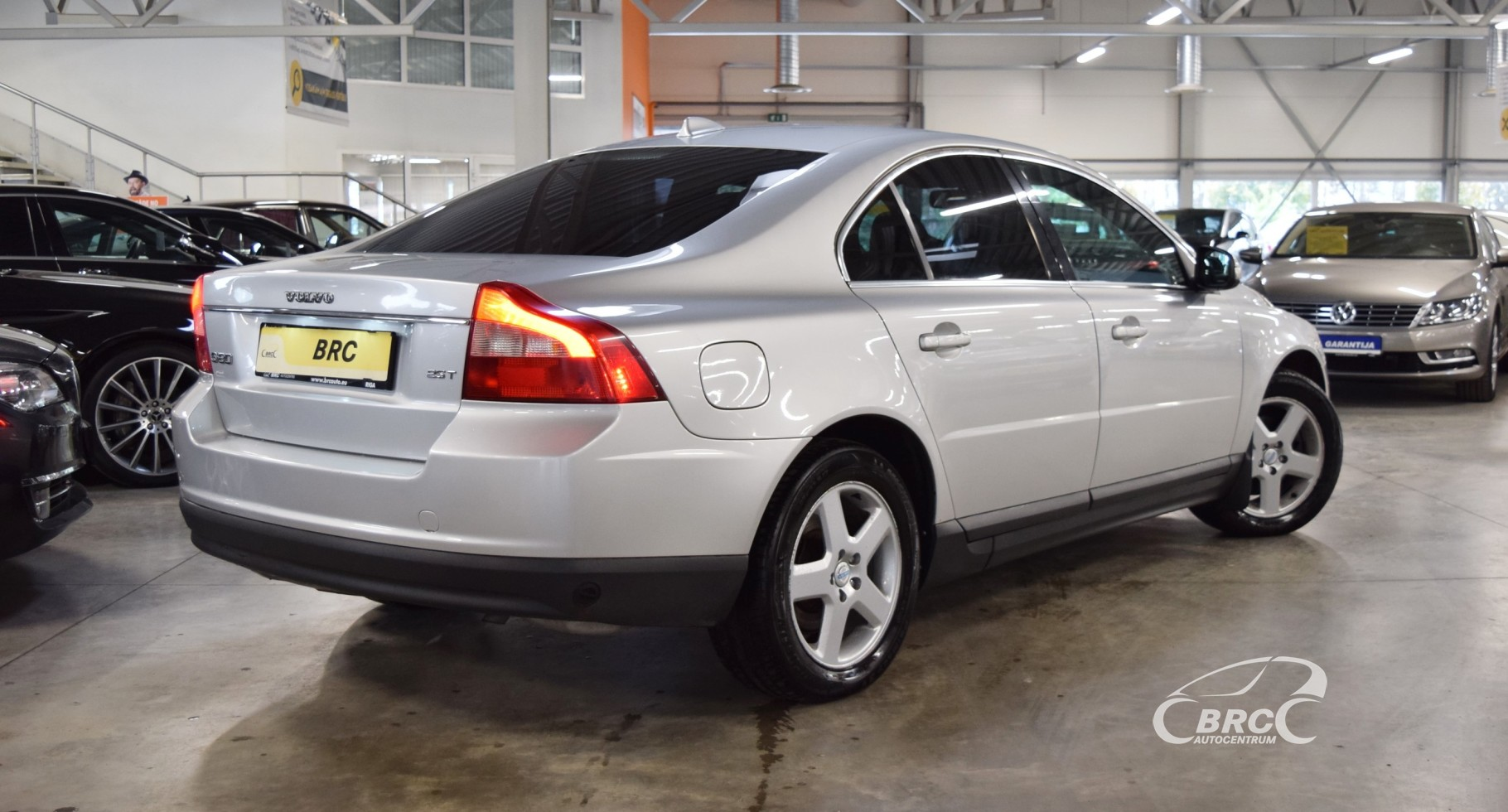 Volvo S80 Kinetic A/T