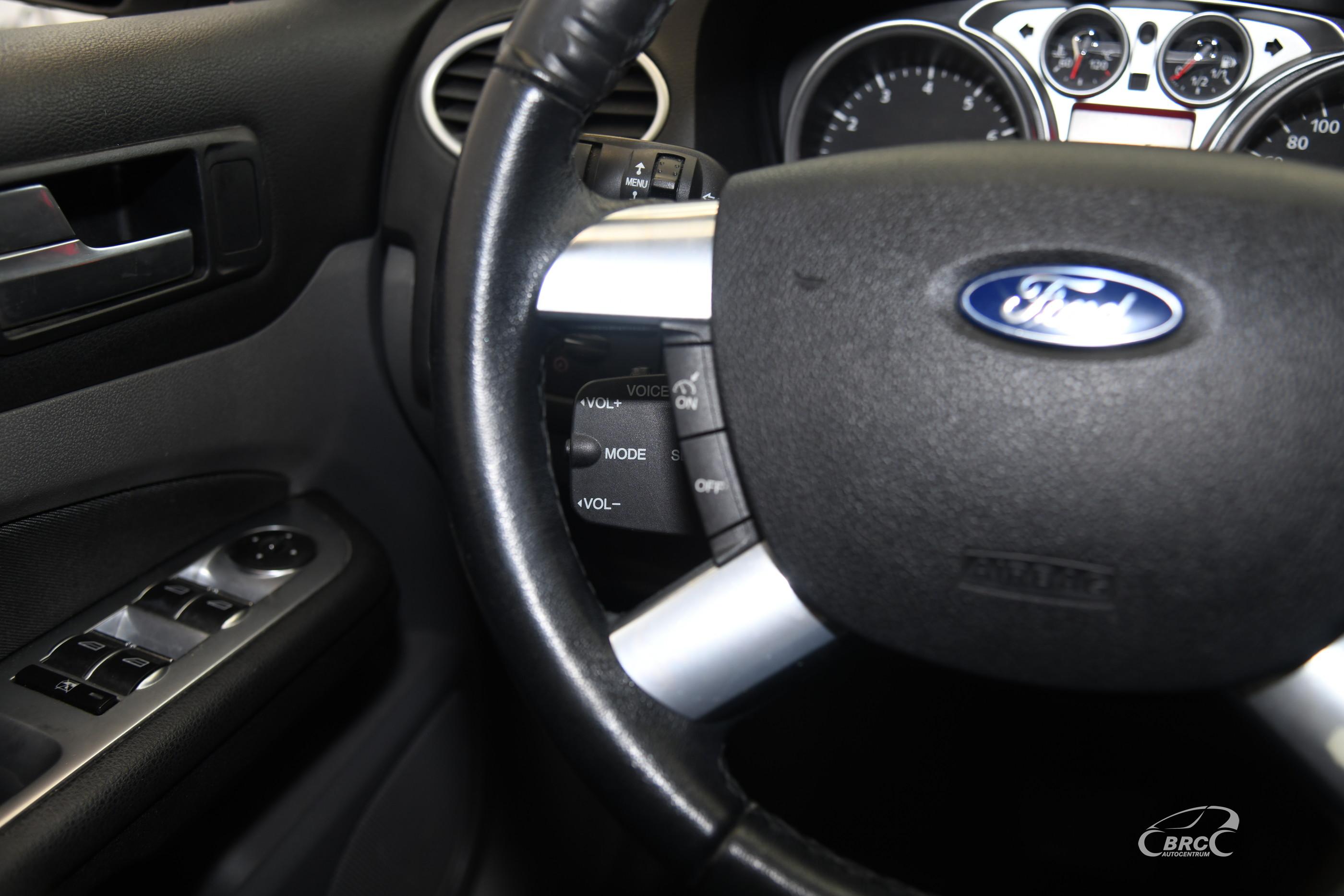 Ford Focus 1.6i Automatas