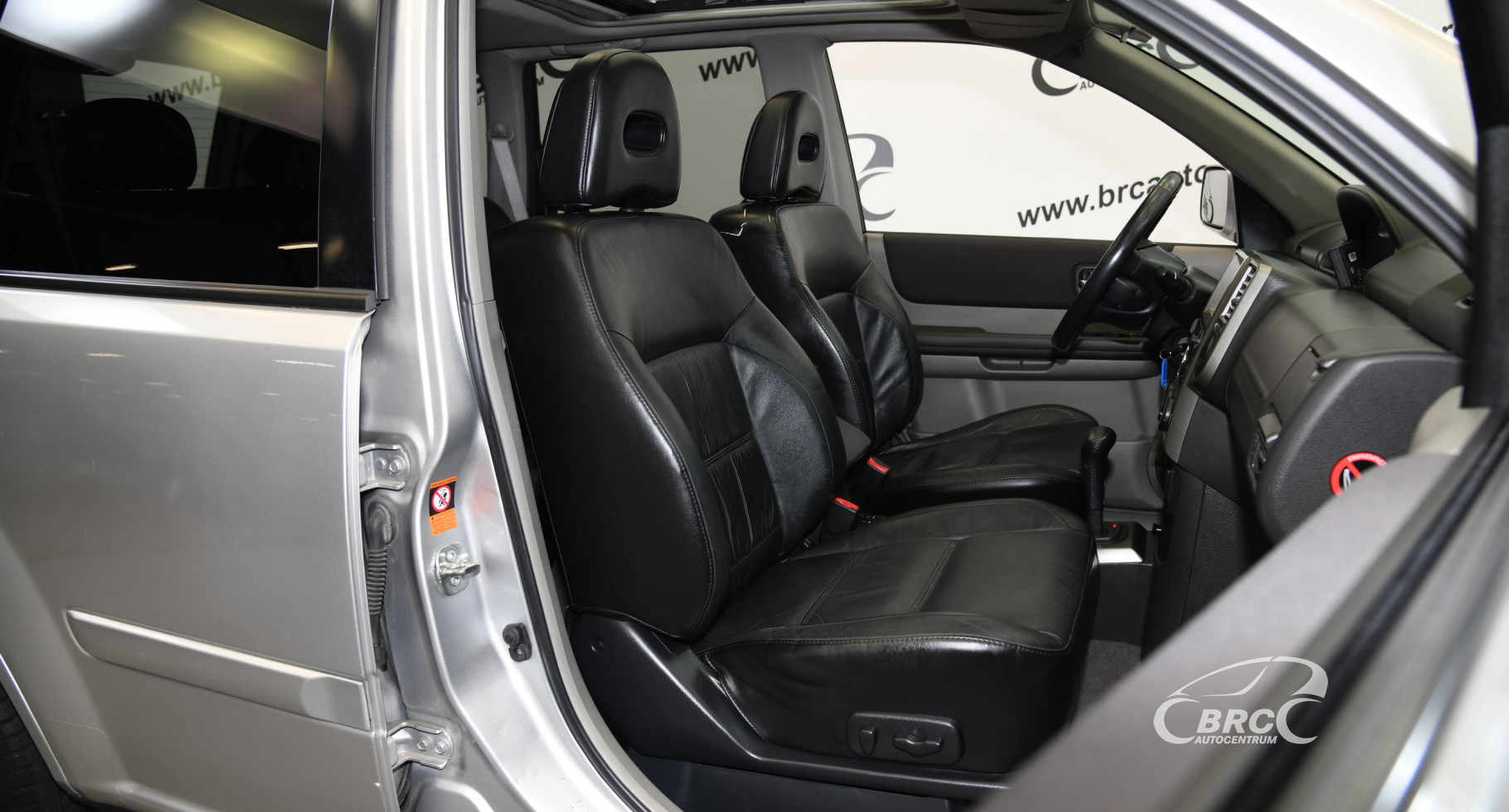 Nissan X-Trail 2.4i 4x4 Automatas