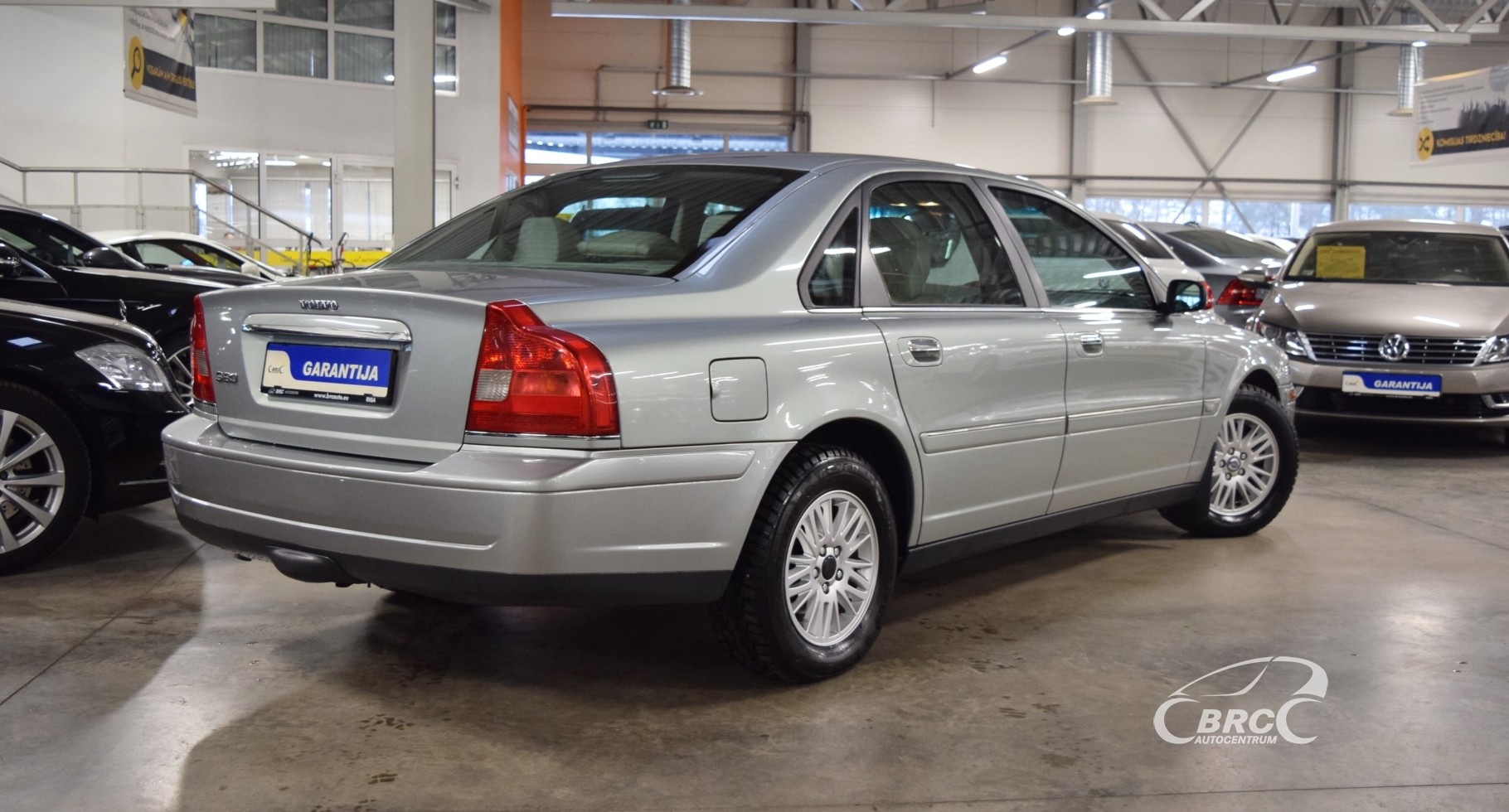 Volvo S80 A/T