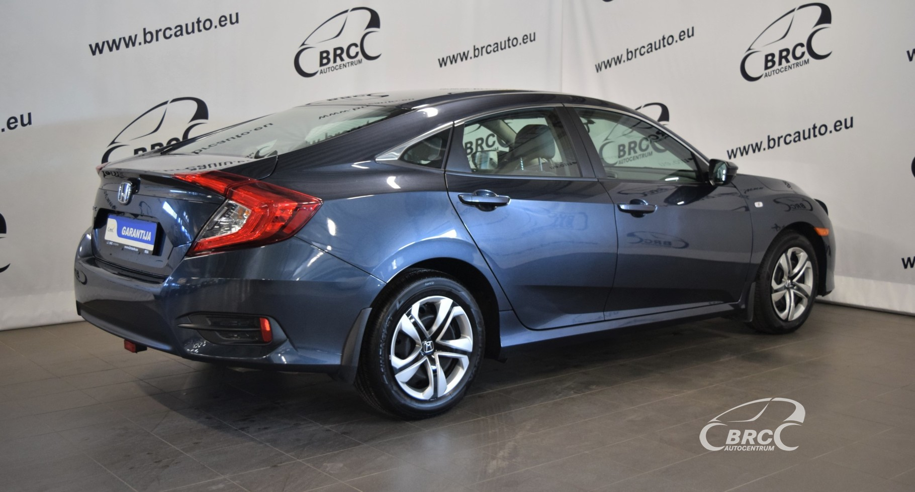 Honda Civic A/T