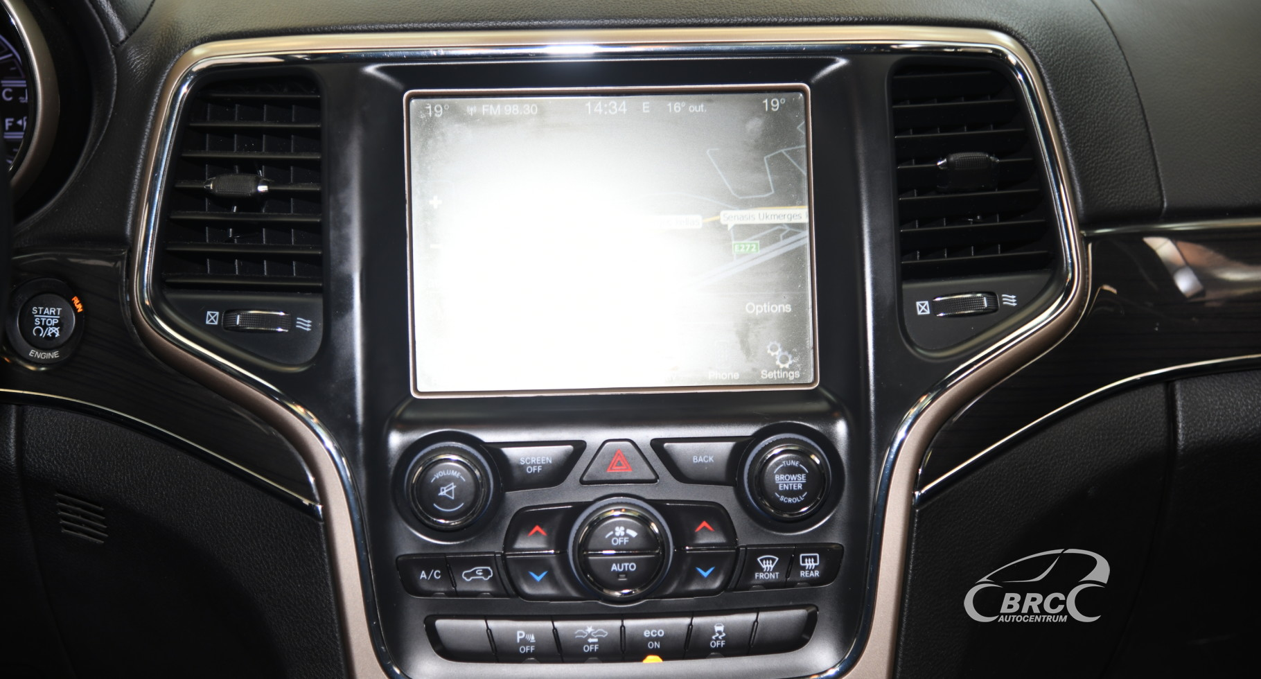 Jeep Grand Cherokee 3.0CRDi 4WD Overland Automatas