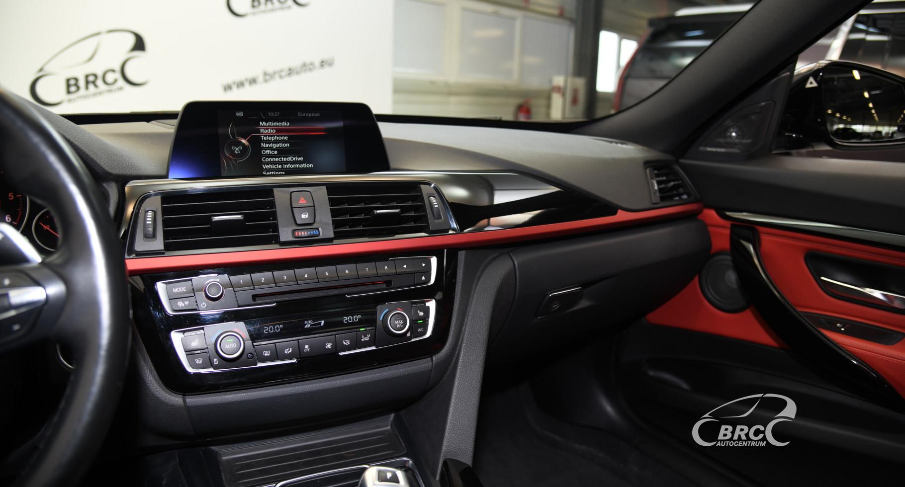 BMW 320 Gran Turismo xDrive Automatas
