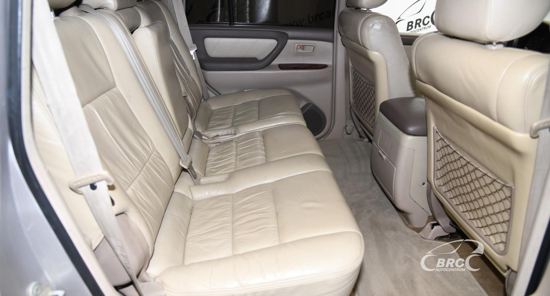 Toyota Land Cruiser 100 4.7L V8 VX Automatas