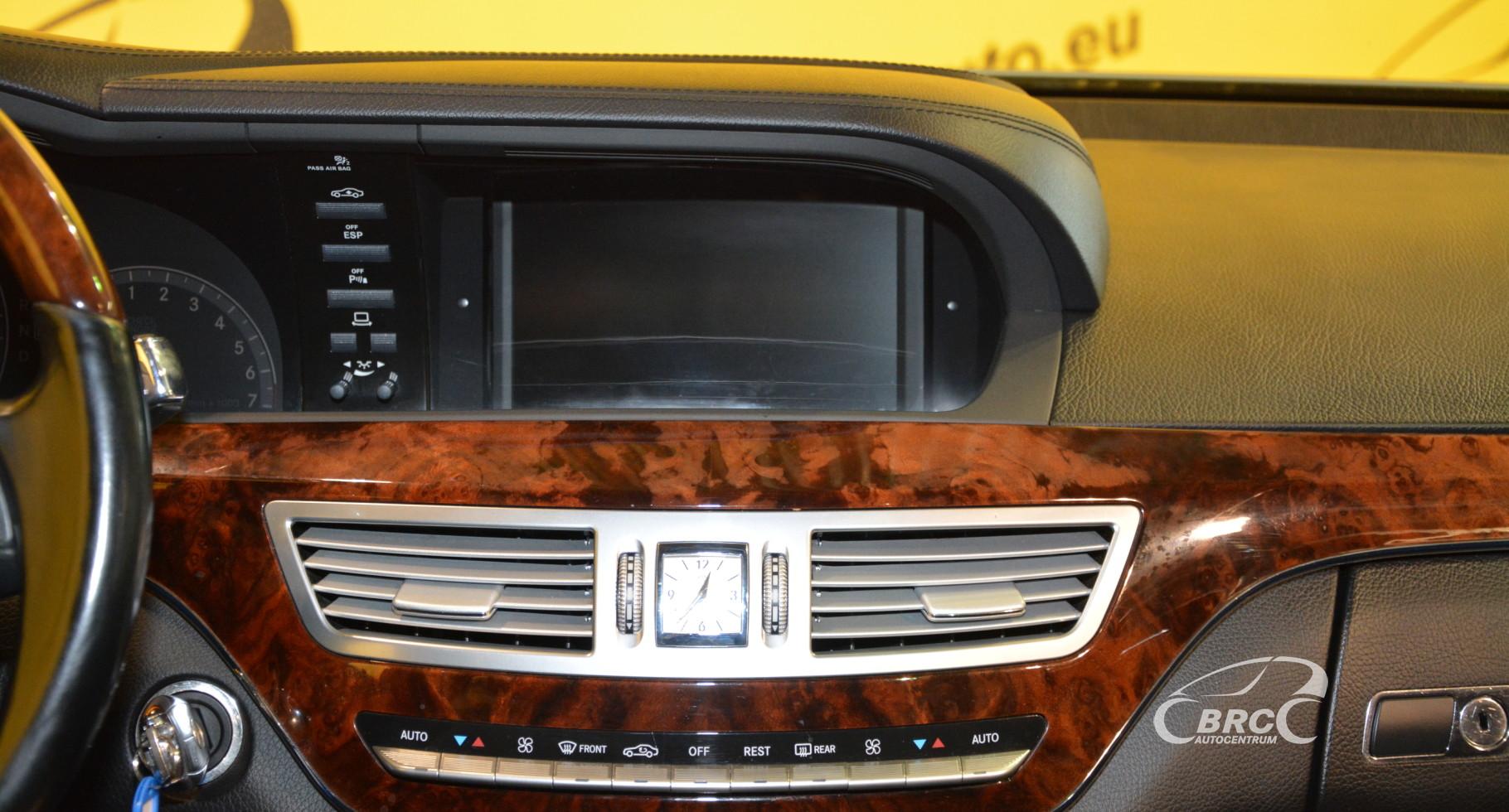 Mercedes-Benz S 500 AMG Automatas
