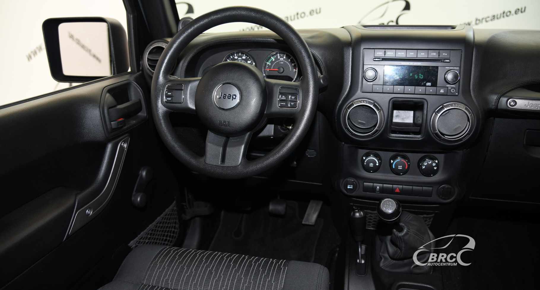 Jeep Wrangler Sport 3.6L VVT Cabrio