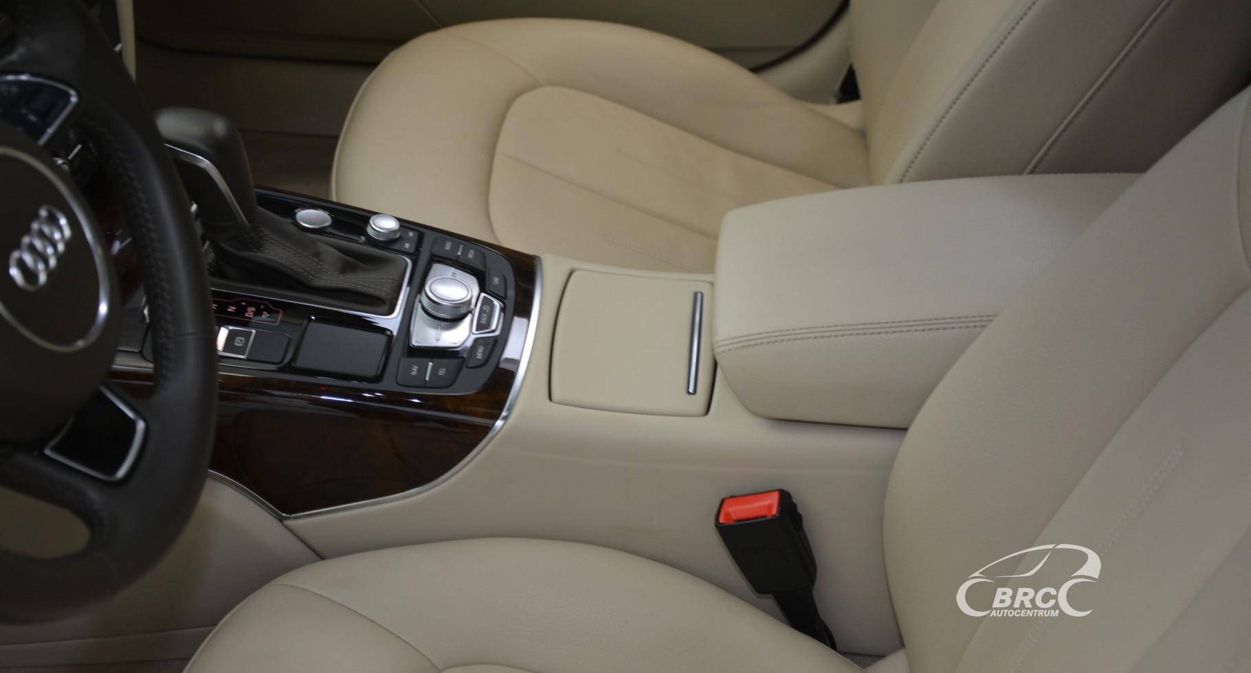 Audi A6 2.0 TFSI Automatas