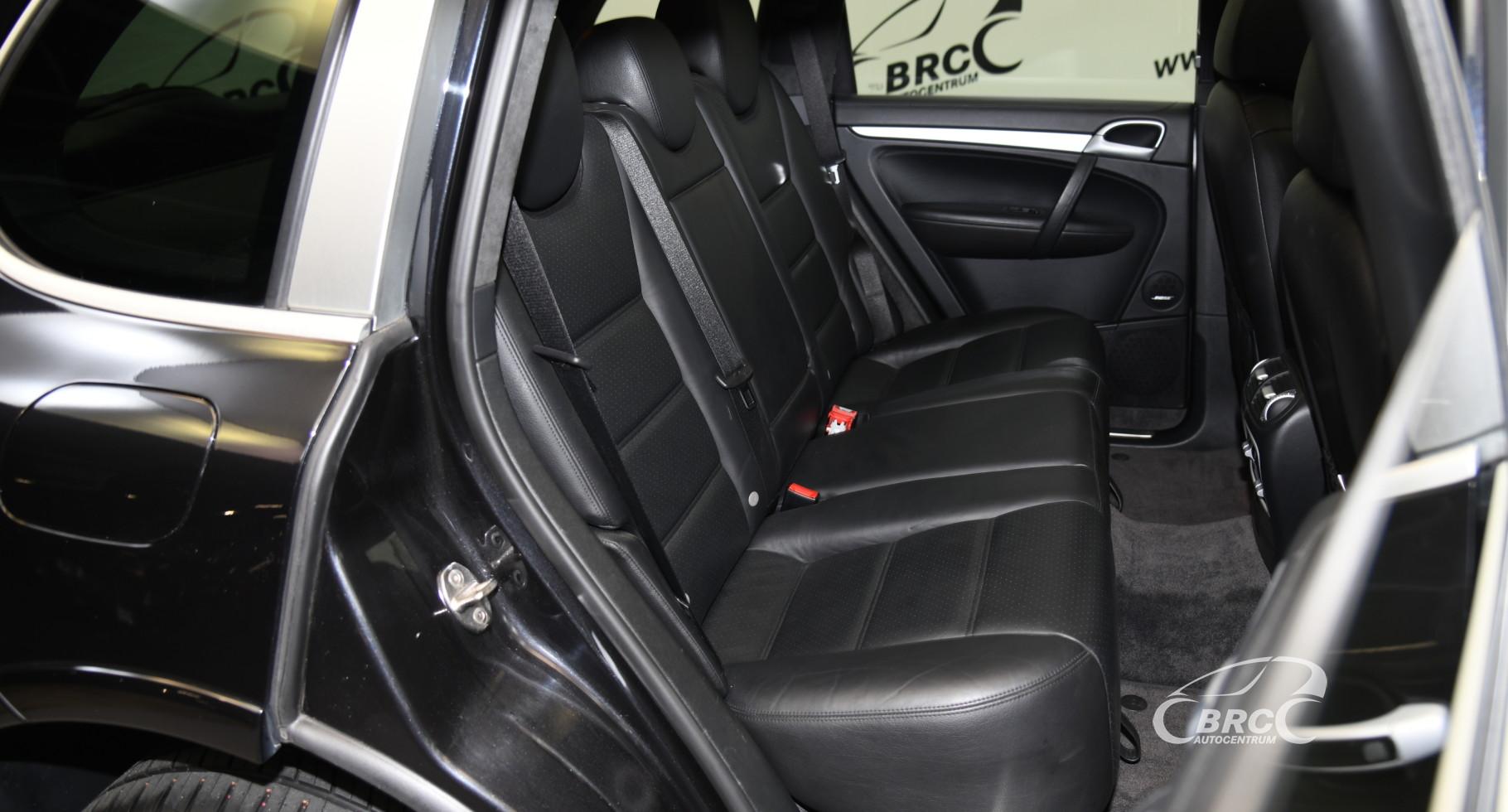Porsche Cayenne Turbo 4.8 V8 Automatas