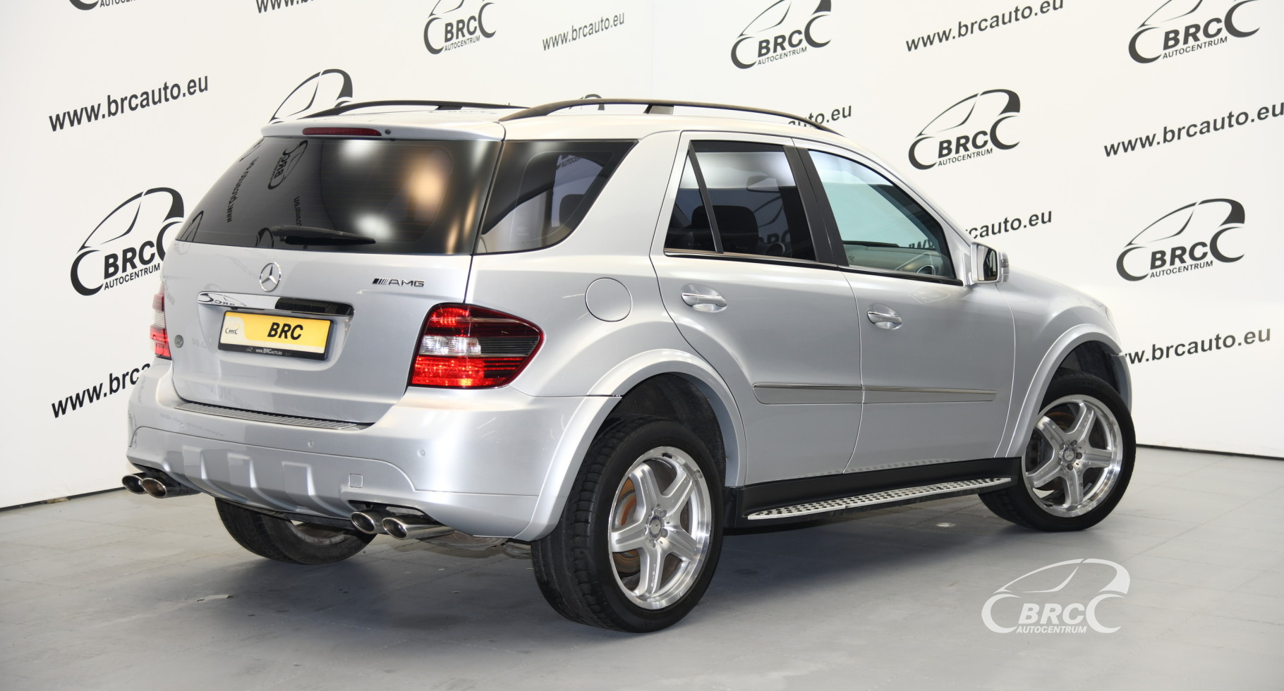 Mercedes-Benz ML 420 CDI AMG Automatas