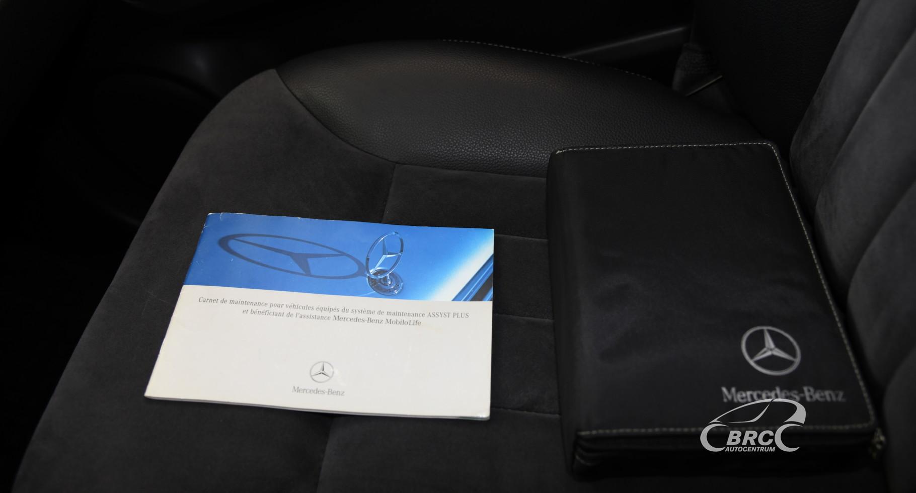Mercedes-Benz ML 420 CDI AMG Automatas