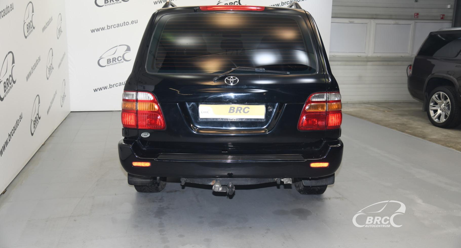 Toyota Land Cruiser 100 4.2 Turbodiesel Automatas
