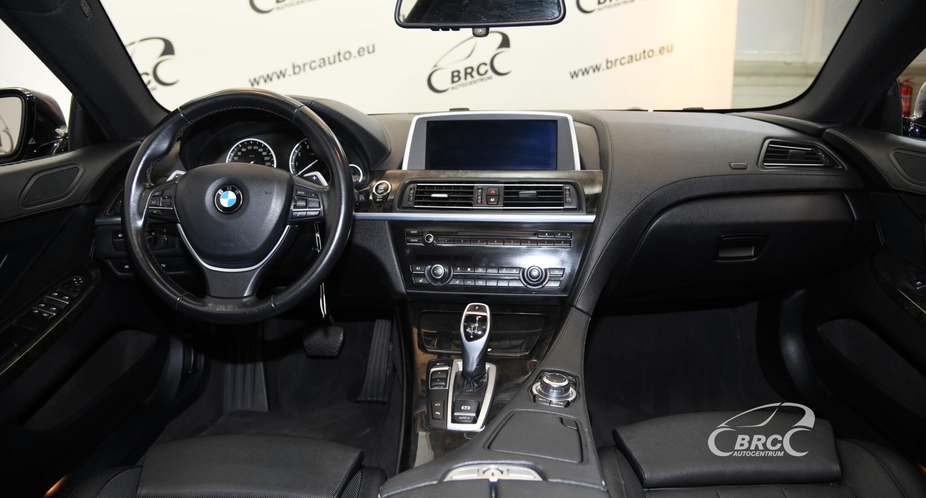 BMW 640 Gran Coupe i Automatas