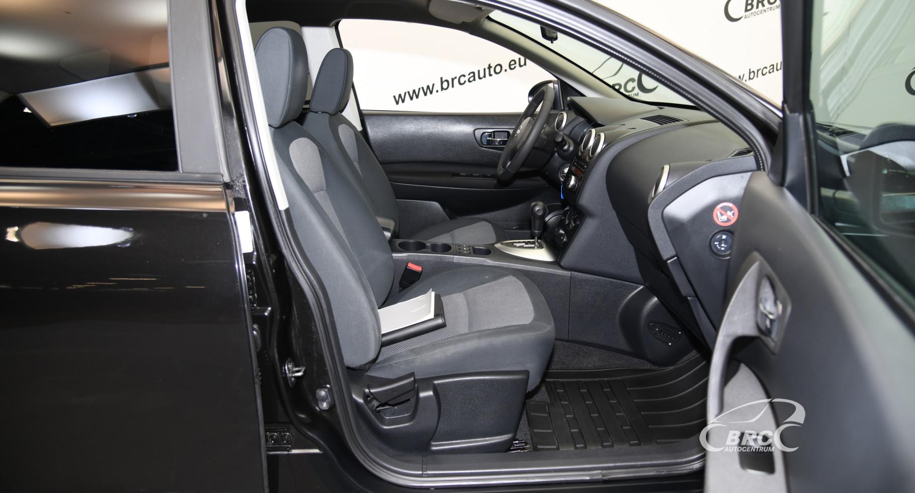 Nissan Qashqai 2.0 2WD Automatas