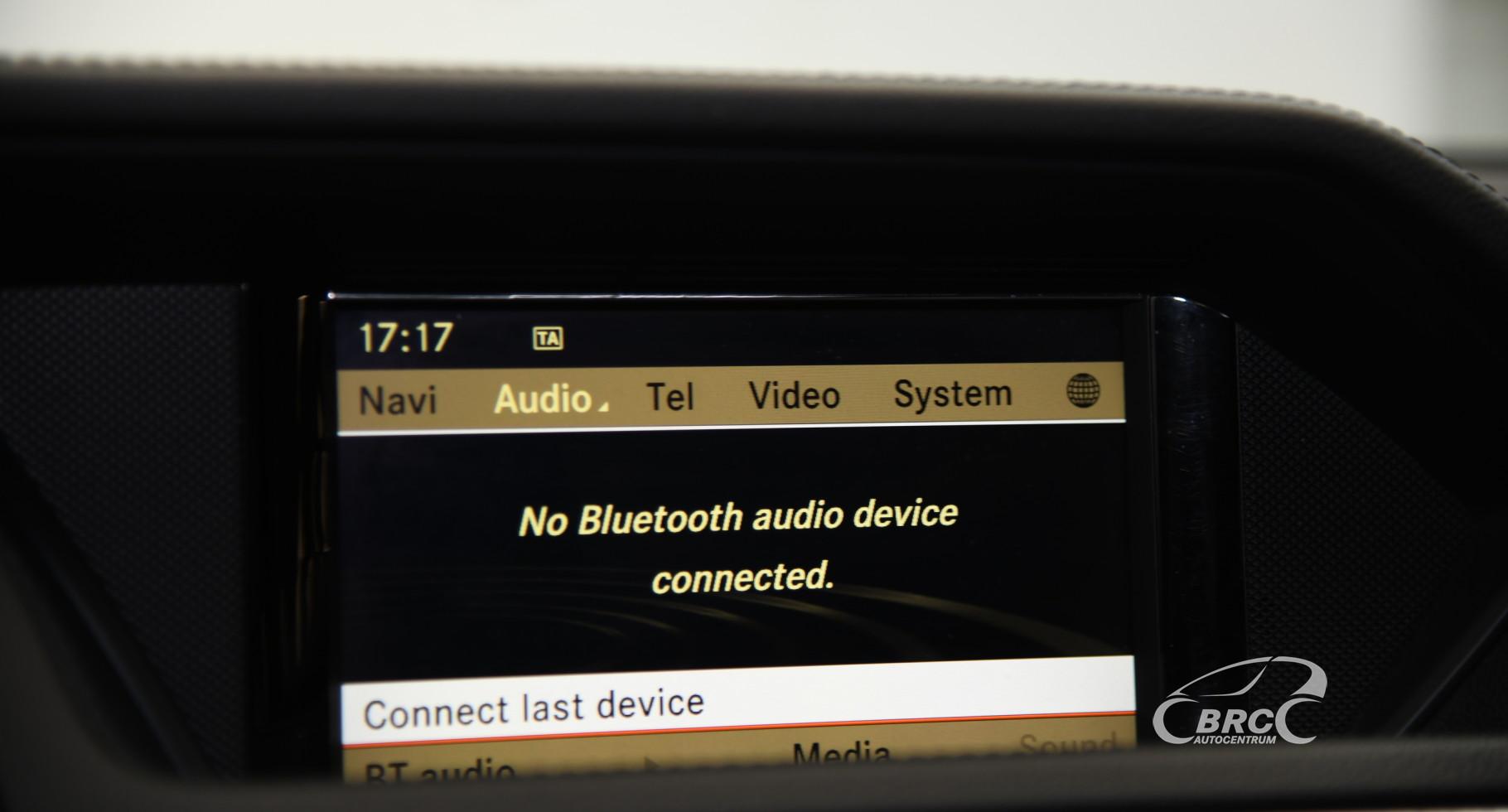 Mercedes-Benz E 63 AMG V8 Biturbo Automatas