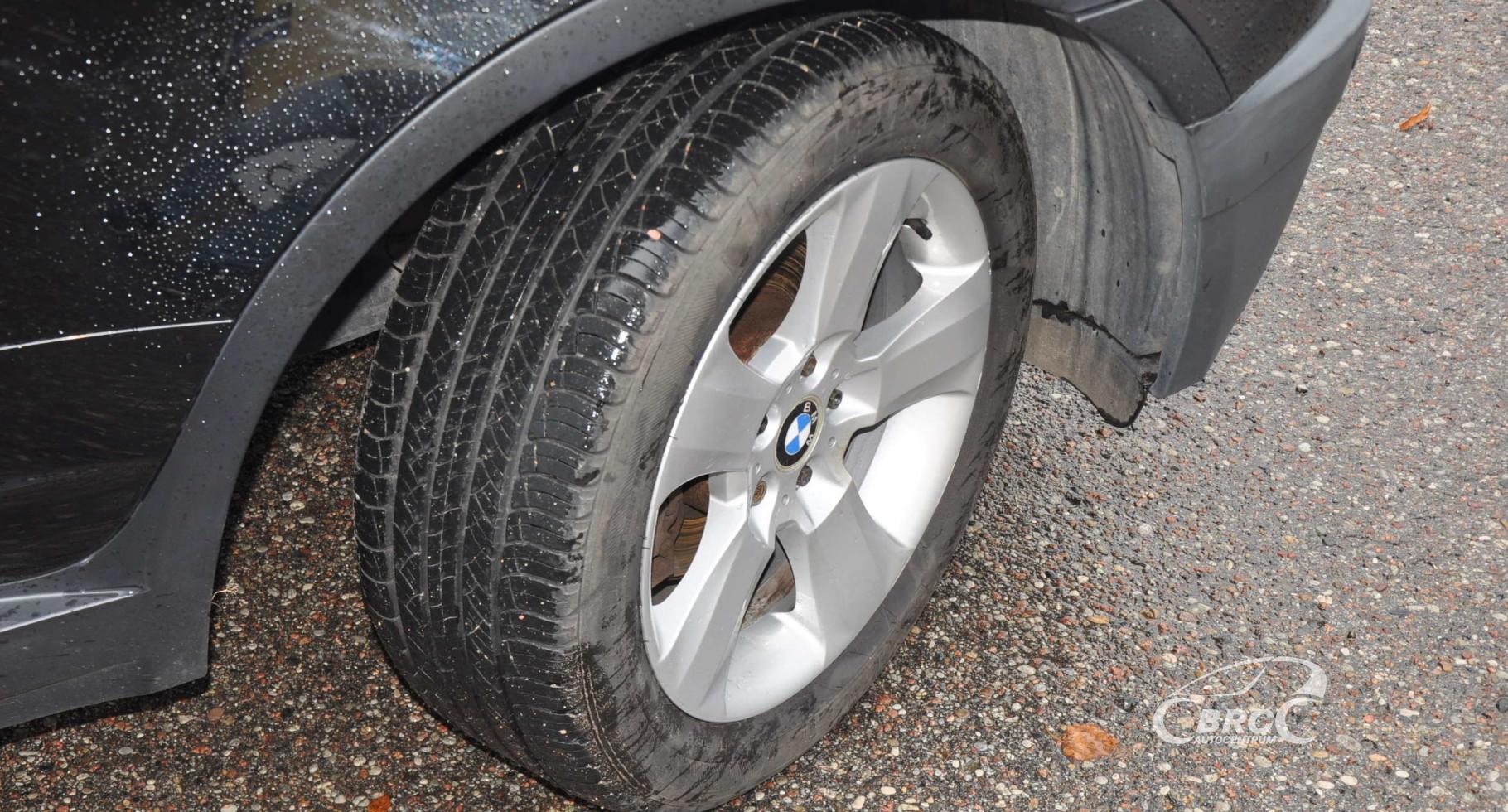 BMW X3 3.0d xDrive Automatas