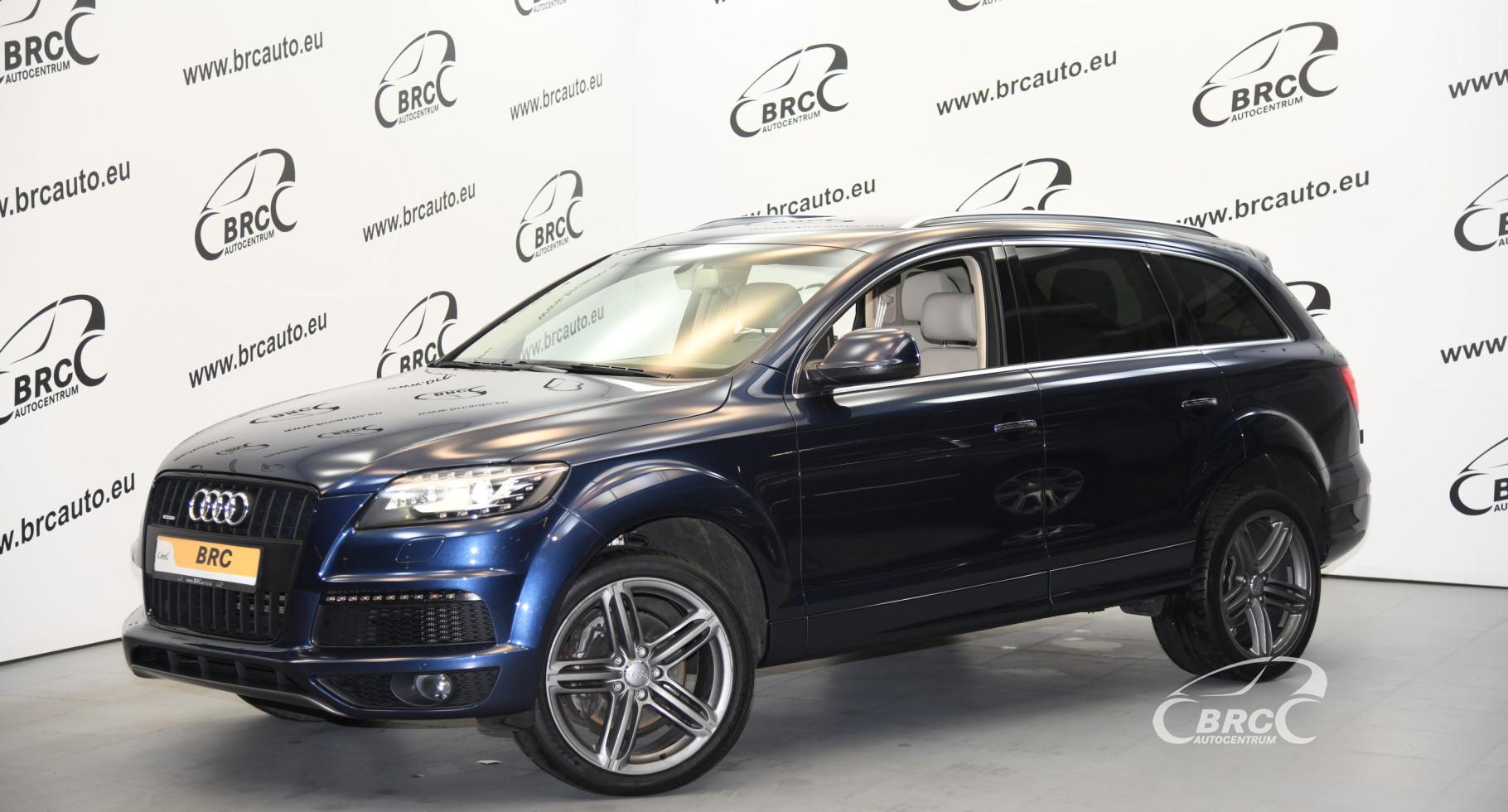 Audi Q7 3.0T Quattro Automatas