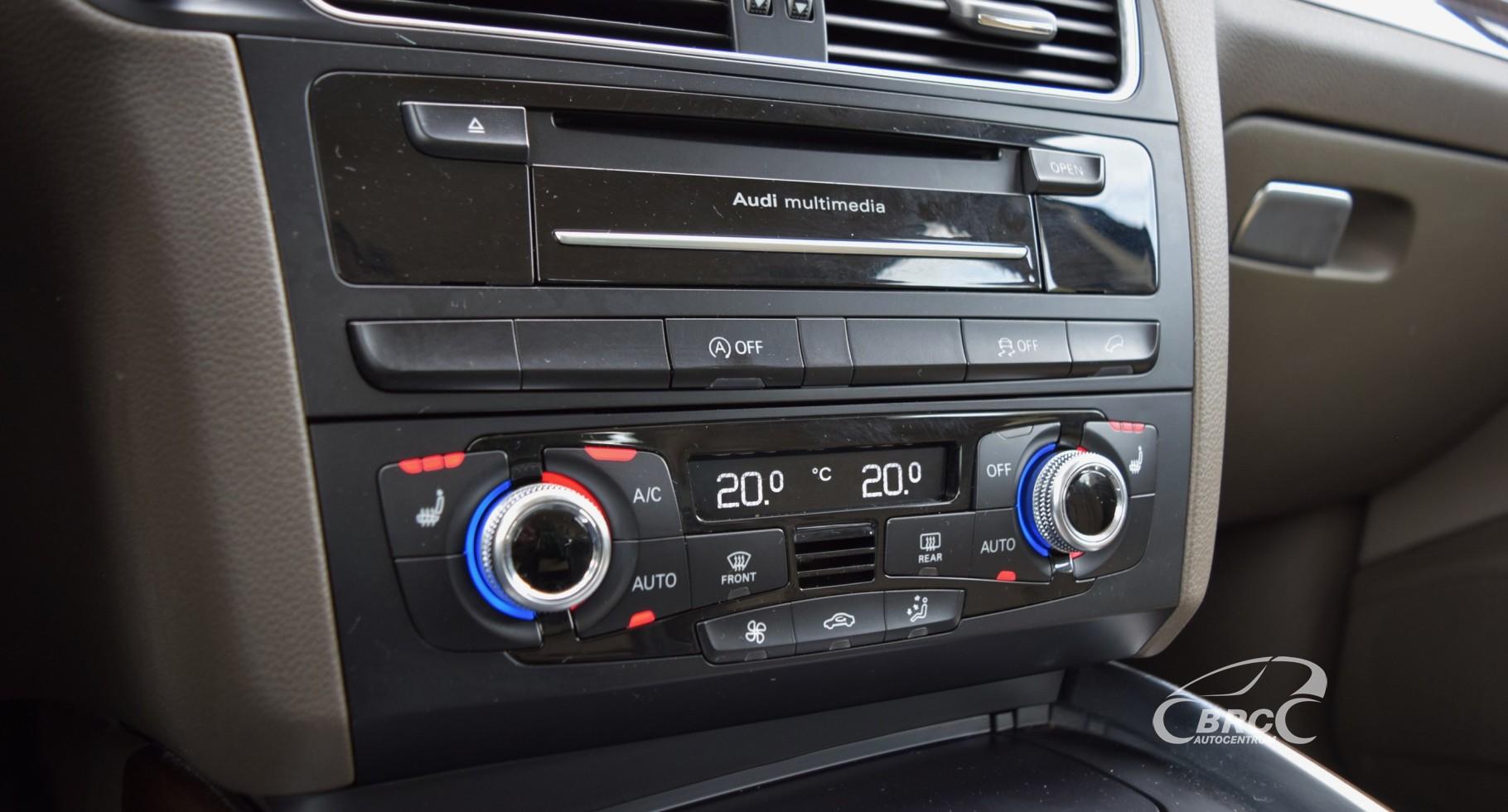 Audi Q5 TFSI Quattro S-Line