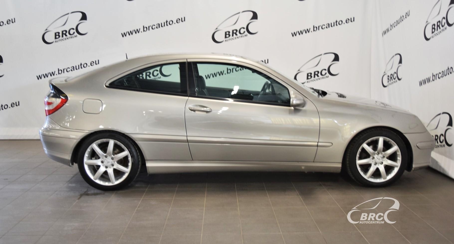 Mercedes-Benz C 200 Sport Coupe Kompresor