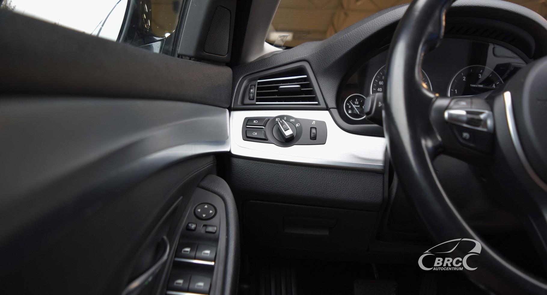 BMW 530 D Touring