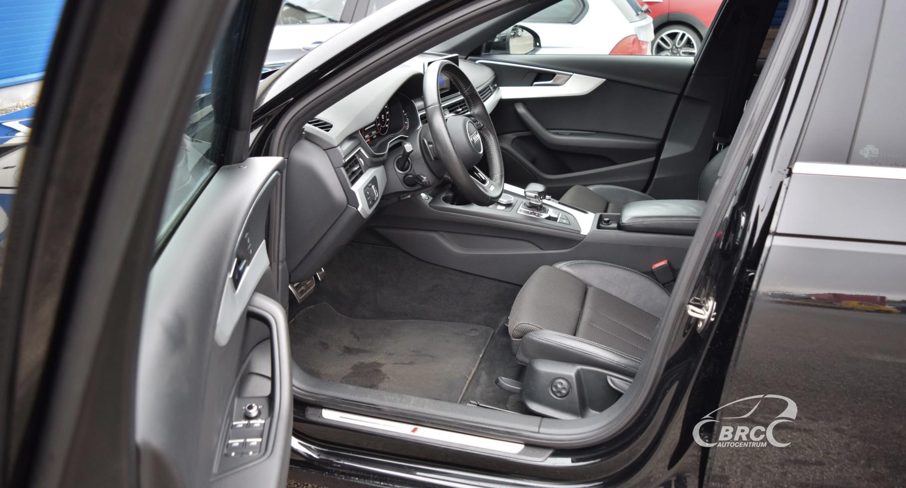 Audi A4 Limousine S-Line TDi