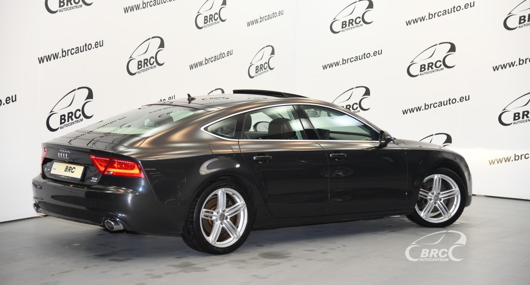 Audi A7 3.0 TDI Quattro Automatas