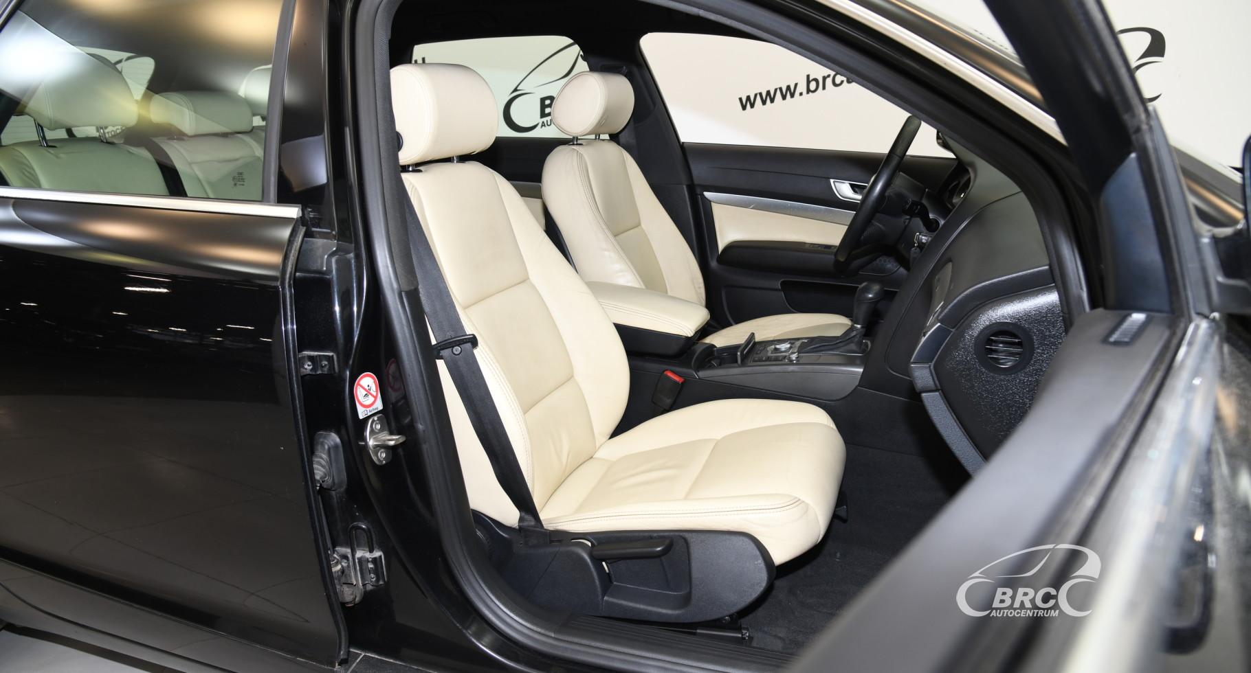 Audi A6 Avant 3.0 TDI Quattro Automatas