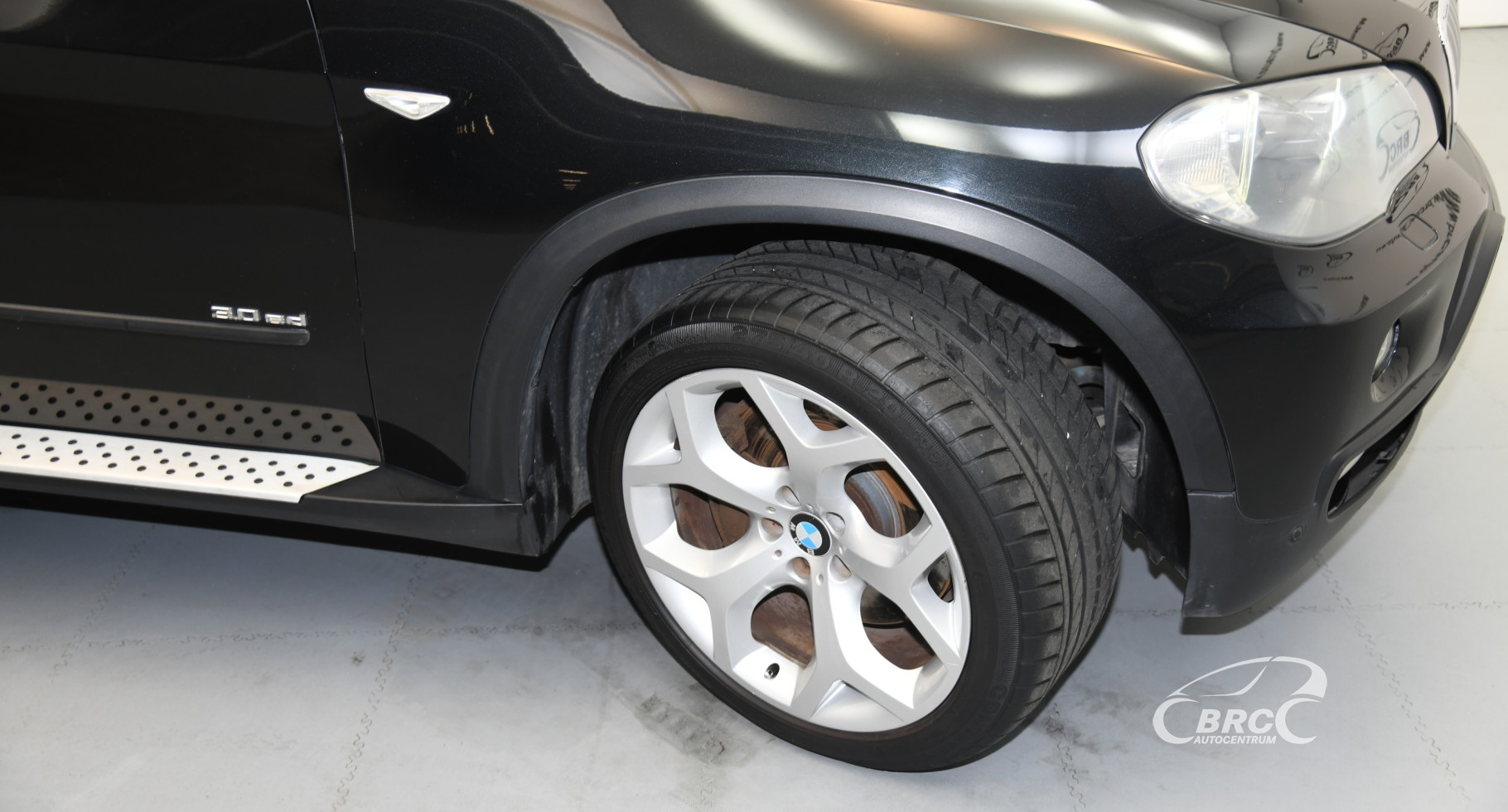 BMW X5 3.0 sd Xdrive Automatas
