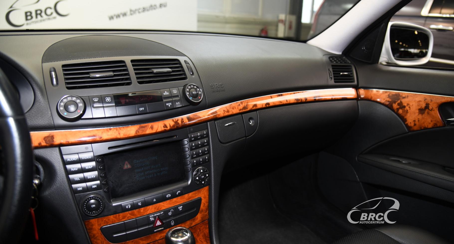 Mercedes-Benz E 320 T CDI Elegance Automatas